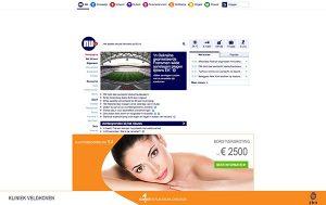 Kliniek Veldhoven plastische chirurgie Rich Media banner
