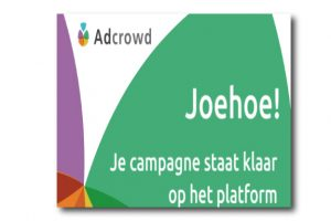 Adcrowd campagne