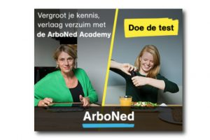 Casestudy Arboned online banners