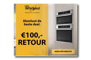 Whirlpool de beste deal HTML5 banner