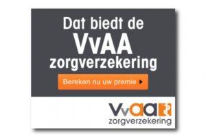 VvAA zorgverzekering HTML5 banner