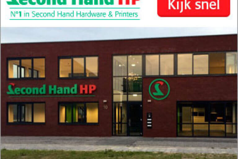 Second Hand HP