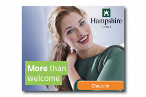 Banner HTML5 Hampshire Hotel