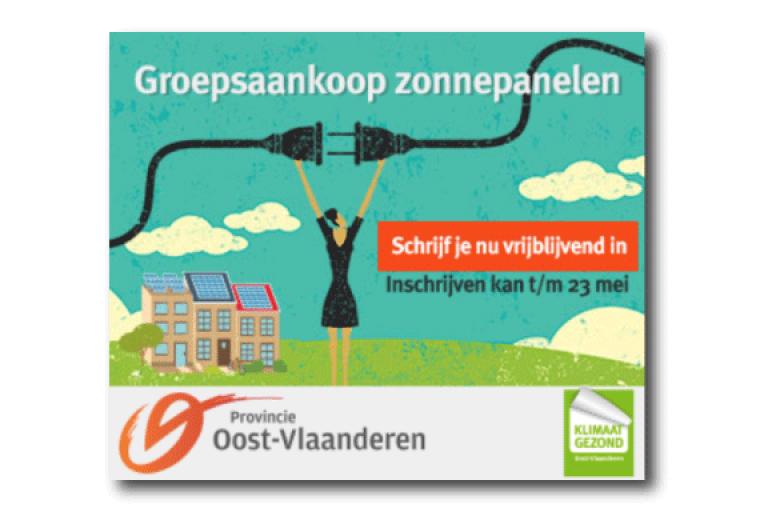 HTML5 banner Provincie Oost-Vlaanderen