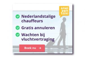Snel een taxi HTML5 banner
