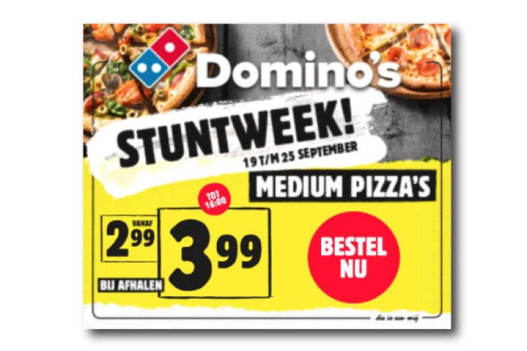 Domino's stuntweek HTML5 casestudy
