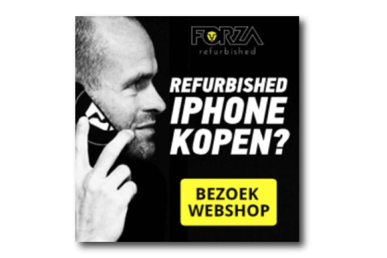 Forza Refurbished online banner