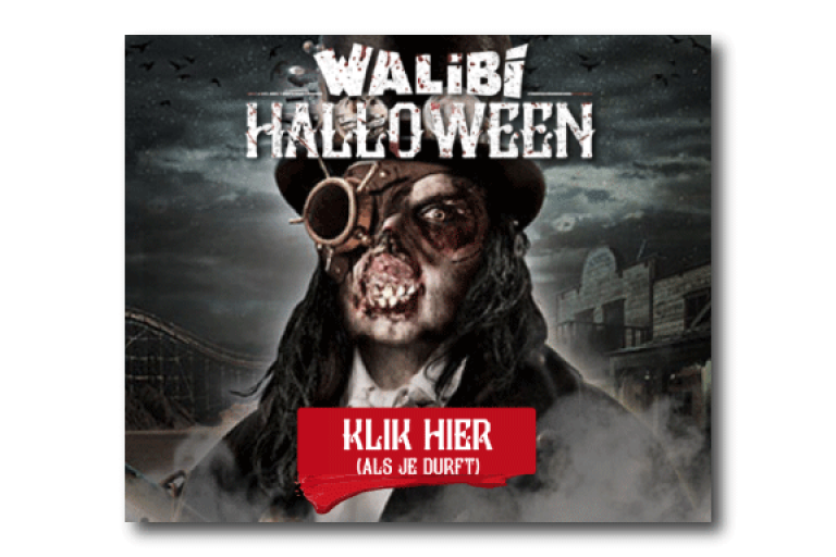 HTML5 Walibi Halloween