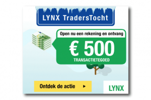 Lynx tradersTocht HTML5 banner