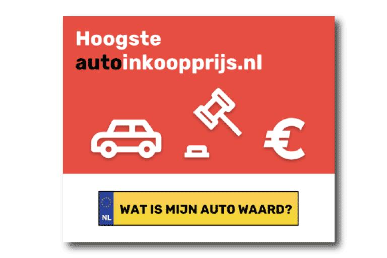 Autoinkoopprijs.nl voorbeeld Banner