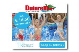 Duinrell HTML5 banner