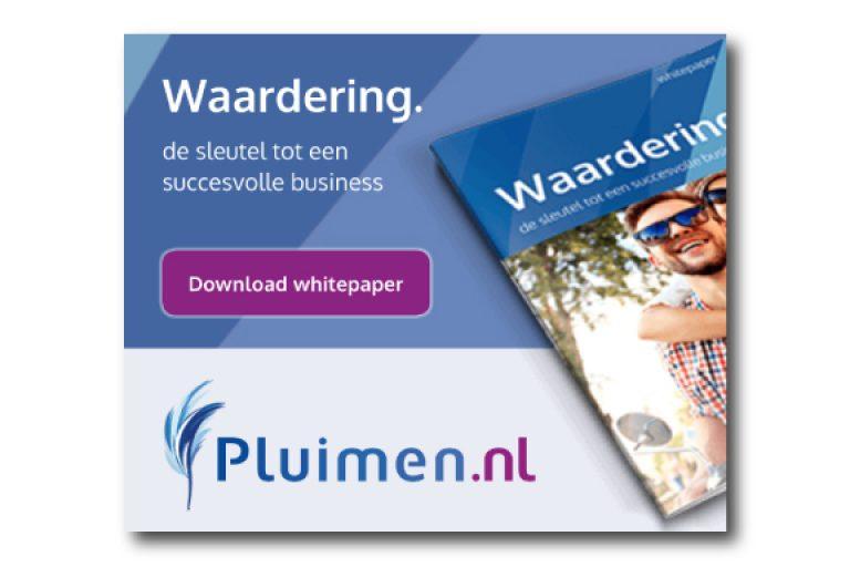 Pluimen.nl banner