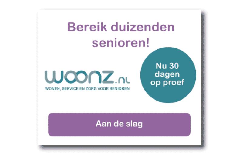 Woonz.nl banner