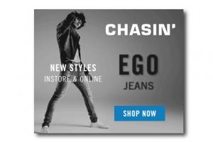 Chasin HTML5 banner