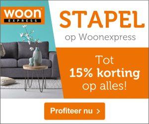 Voorbeeld Banner Woonexpress