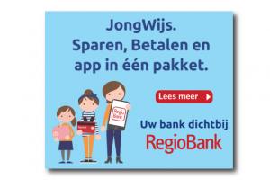 Regiobank, uw bank dichtbij HTML5 banner