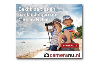 CameraNu casestudy HTML5 banner