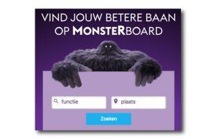 Monsterboard HTML 5 banner casestudy