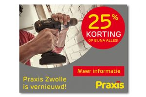 Praxis Zwolle HTML5 banner casestudy