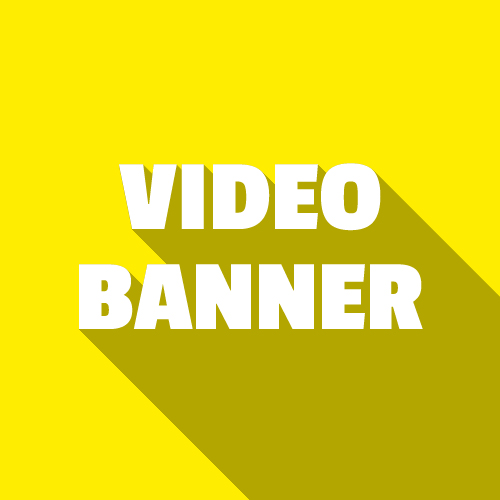 Video banners
