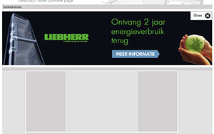 LiebHerr Rich Media Banner
